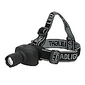 Silverline LED Head Torch 1W