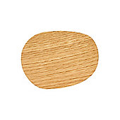 Linea Organic Oak Coasters Set Of 4 New