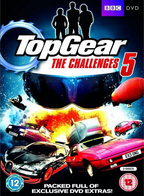 Top Gear Challenges 5