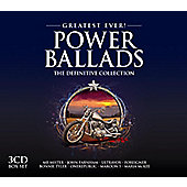 Greatest Ever Power Ballads (3CD)