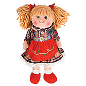 Bigjigs Toys 35cm Doll BJD015 Mandie
