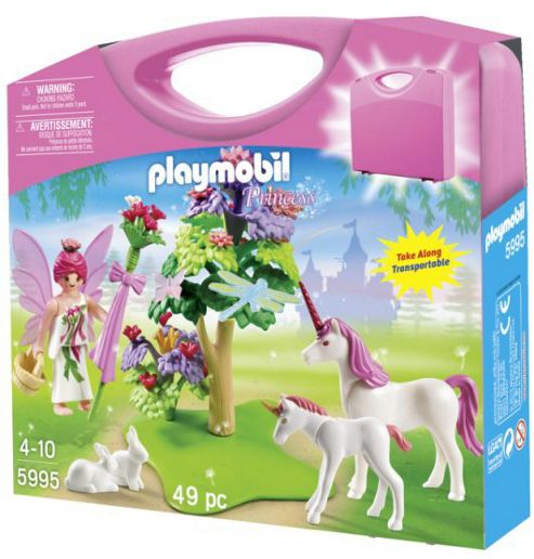 Playmobil Carrying Case Fairy