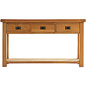 Thorndon Hampton Large Console Table