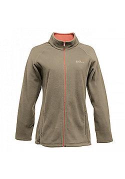 Regatta Ladies Cathie II Fleece Jacket - Brown