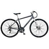 "2015 Viking Kingston 22"" Mens' Sports Hybrid Bike"