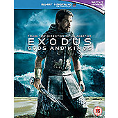 Exodus: Gods & Kings Blu-ray