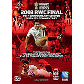 Rugby World Cup Final 2003
