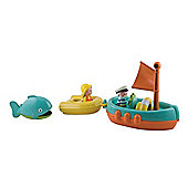 Early Learning Centre HappyLand Bath Time Boat