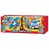 WOW Toys Police Patrol Pals 2 in 1 Pack