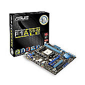 Asus F1A55-M LE Motherboard A/E2 Series Processors Socket FM1 AMD A55 FCH uATX Gigabit LAN ( Integrated AMD Radeon HD Graphics Card)