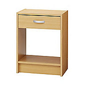 Tvilum Escape 1 Drawer Bedside Table