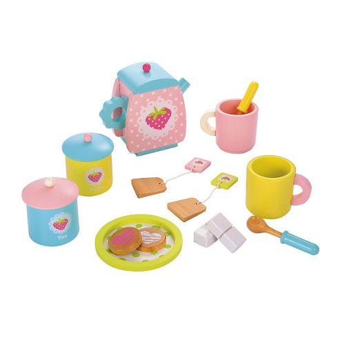 ELC Wooden Teatime Set