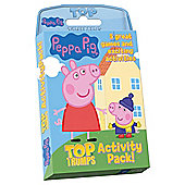 Peppa Pig Top Trumps Activity Pack.