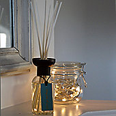 Harbour Housewares Magnolia & Orchid Scented Reed Diffuser set. 100ml