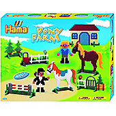 Hama Beads Pony Farm Large Gift Box