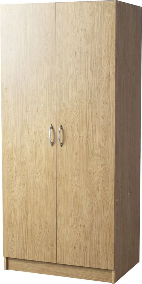 Home Essence New Haven 2 Door Wardrobe