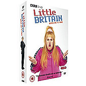 Little Britain - Series 1 - 3 (DVD Boxset)