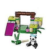 Lego Friends Series 6 - Panda's Bamboo 41049
