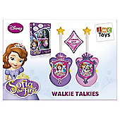 Disney Sofia the First Walkie Talkies