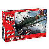Airfix Aichi D3A1 'Val' 1/72 Scale Model Kit A02014