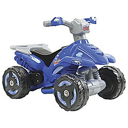 Battery Powerd Quad Bike - Blue