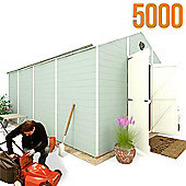 BillyOh 5000 16 x 10 Windowless Tongue & Groove Apex Shed