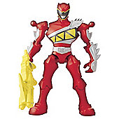 Power Rangers Mixx N Morph Set Prdc Red  Mzord