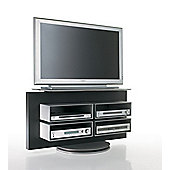 Luke Furniture TV Stand - Dark Grey