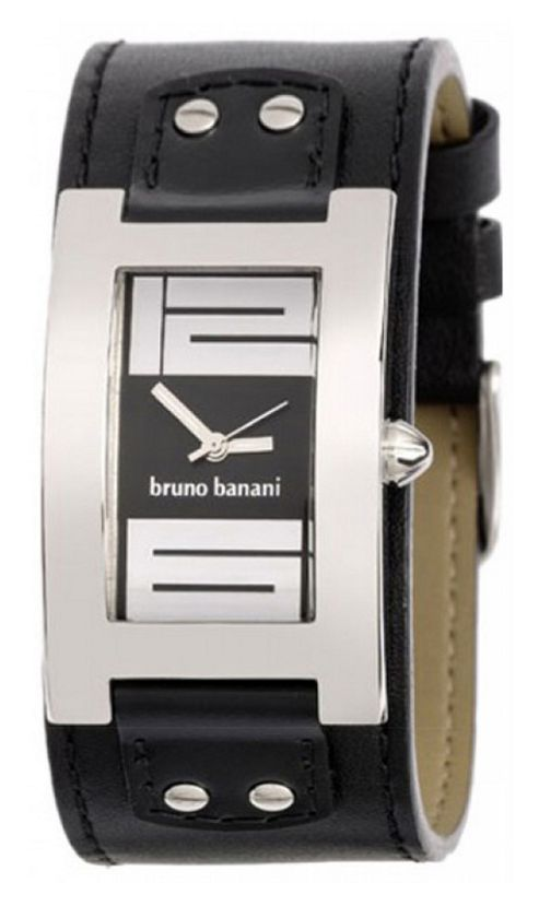 Buy Bruno Banani Ladies Leather Watch XR3.101.301 from our ...