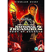 National Treasure 2 - Book Of Secrets (DVD)