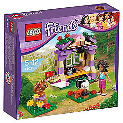 LEGO  Friends Andreas Mountain Hut 41031