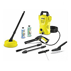 Karcher K2 Compact Home and Car Pressure Washer