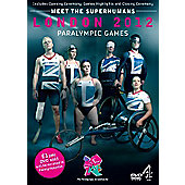 London 2012 Paralympics Games (DVD Boxset)
