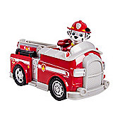 Paw Patrol Fire Truck with Marshall