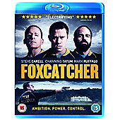 Foxcatcher Blu-ray
