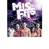 Misfits - Series 3 - Complete (DVD Boxset)