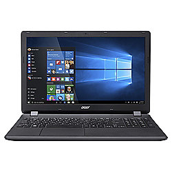 "Acer ES1-531, 15.6"", Notebook, Windows 10, Intel Celeron, 4GB RAM, 1TB - Black"