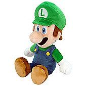 "Official Nintendo Super Mario Plush Series Stuffed Toy - 9"" Luigi"