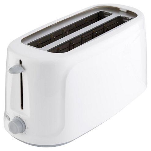 ... Tesco Basics TB4T14 4 Slice Toaster from our Toasters range - Tesco