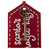 Santa Magic Key Hanging Decoration