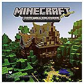 Minecraft 2015 Square Calendar