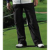 Stuburt Mens Sport Waterproof Golf Trousers - Black