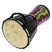 A-Star 5 inch Painted Djembe