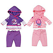 Baby Born Casuals (One casual supplied)
