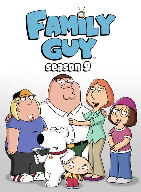 Family Guy - Series 9 - Complete (DVD Boxset)