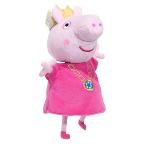 Peppa Pig Talking Princess Peppa