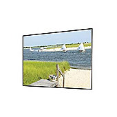 Draper Clarion DR252192 85 inch Fixed Frame Projection 16:10 Screen