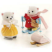 Sylvanian Families Winter Sports Accessories Set