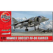 Airfix A04057 Hawker Siddeley Harrier Av-8A 1:72 Aircraft Model Kit