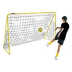 Kickmaster Premier Football Goal, 6ft